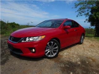 2014 HONDA ACCORD EX-L V6 COUPE, Honda Puerto Rico