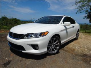 2015 HONDA ACCORD EX-L V6 COUPE, Honda Puerto Rico