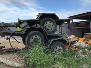 Carretones , Equipo Construccion Puerto Rico