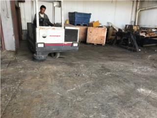Barredora Advance, Equipo Construccion Puerto Rico