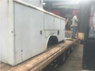 FORD SERVICE BODY, Equipo Construccion Puerto Rico