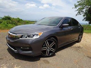 2016 HONDA ACCORD SPORT , Honda Puerto Rico