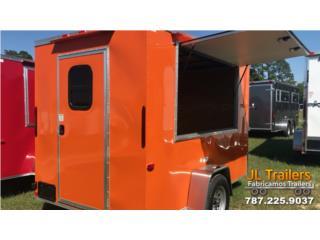 6x10 concession door (negocio), Trailers - Otros Puerto Rico