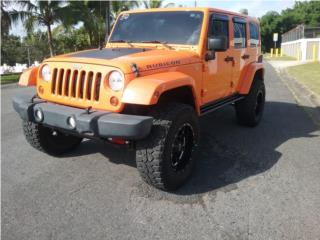 WRANGLER RUBICON 2012 DESDE $344.00 , Jeep Puerto Rico