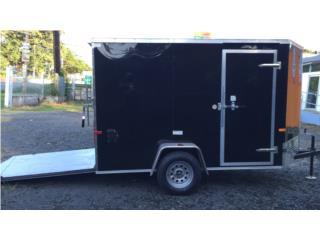 Trailer para carga y transporte, Trailers - Otros Puerto Rico