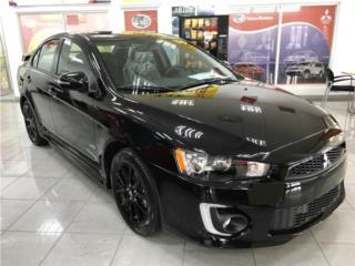 LANCER 2017 BLACK EDITION!, Mitsubishi Puerto Rico