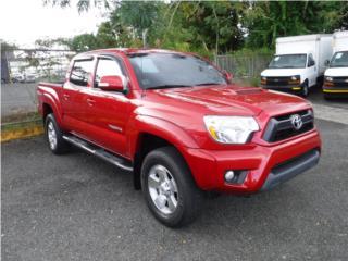 TACOMA PRE-RUNNER DOB.CABINA, Toyota Puerto Rico