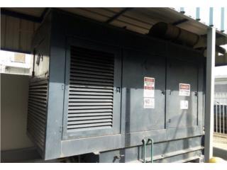 Generador FG Wilson 600 kw (441 horas), Equipo Construccion Puerto Rico