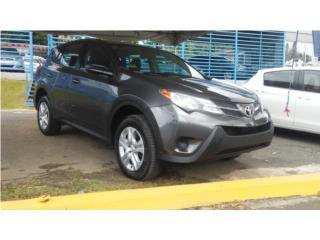 Toyota Rav4 2015, Toyota Puerto Rico