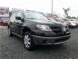 OUTLANDER 2004 SOLO POR $5495 , Mitsubishi Puerto Rico
