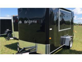 6x12 concession trailers 2017, Trailers - Otros Puerto Rico