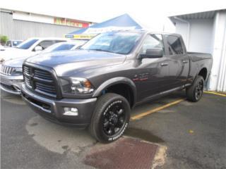 2500 DIESEL 4x4, Dodge Puerto Rico