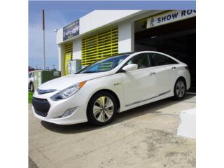HYUNDAI SONATA HYBRID 2015, Hyundai Puerto Rico