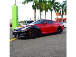 NISSAN GT-R 2014, Nissan Puerto Rico