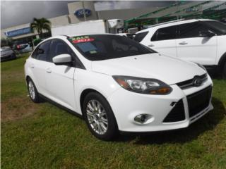 FOCUS SE SEDAN , Ford Puerto Rico