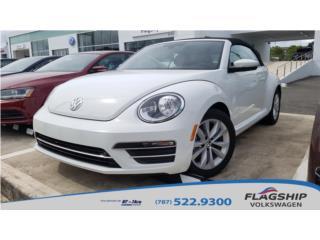 Volkswagen Beetle (Conv) 2017, Volkswagen Puerto Rico