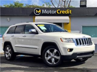 JEEP GRAND CHEROKEE LIMITED 2012, Jeep Puerto Rico