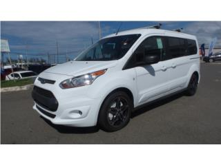2017Ford Transit Connect Wagon Xlt, Ford Puerto Rico