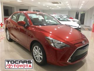 YARIS SEDAN 2017 **PREGUNTA POR EL BONO**, Toyota Puerto Rico