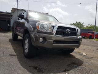 Tengo lo que buscas. Toyota Tacoma 2011 4x4, Toyota Puerto Rico