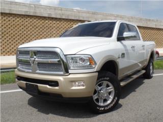 RAM 2500 LOMG HORN LARAMIE 2013,CUMMINS 4X4, Dodge Puerto Rico