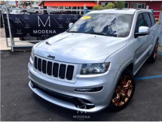 JEEP GRAND CHEROKEE SRT 2012 , Jeep Puerto Rico
