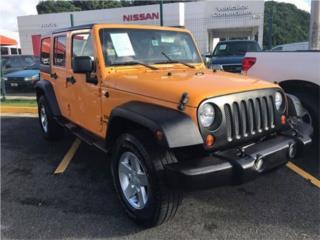 JEEP 2012 NUEVO Y POCO MILLAGE , Jeep Puerto Rico