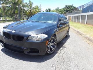 M-5 UNICO EN PR SOLO 25K CORRIDAS, BMW Puerto Rico