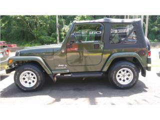 2006 JEEP WRANGLER 65 ANIVERSARIO, Jeep Puerto Rico