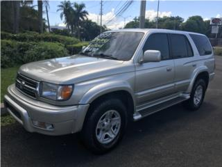 1999 4RUNNER LIMITED, Toyota Puerto Rico