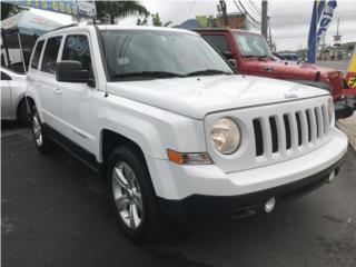 JEEP PATRIOT 2012 PRECIOSO, Jeep Puerto Rico