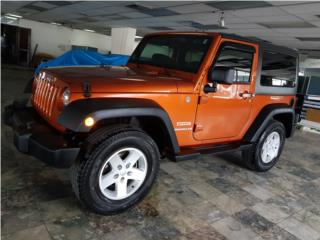 JEEP WRANGLER , Jeep Puerto Rico