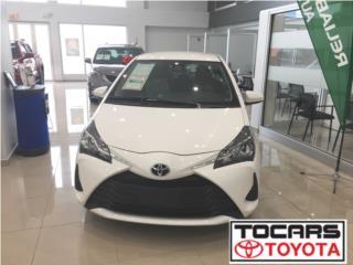 YARIS 5 PUERTAS ^^2018^^ $139, Toyota Puerto Rico