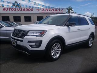 FORD EXPLORER XLT 2017, Ford Puerto Rico