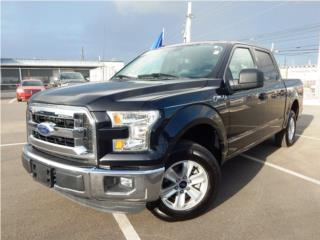 2016 Ford F-150, Ford Puerto Rico