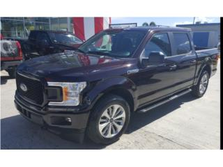 FORD F-150 2018 STX 4X4 MAGNA RED, Ford Puerto Rico