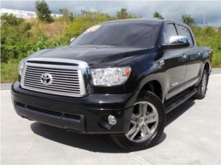 TOYOTA TUNDRA LIMITED 4X4 2012,COMO NUEVA, Toyota Puerto Rico