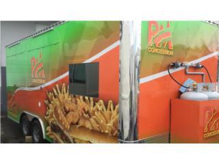 ¿Quieres comenzar tu negocio? 8.5x20, Trailers - Otros Puerto Rico