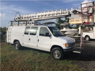 Van Canasto Eléctrico , Ford Puerto Rico