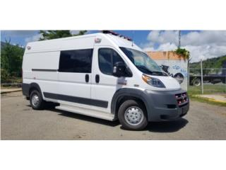 Ambulancia/Promaster 2500/FR Ambulance/Tipo 2, RAM Puerto Rico