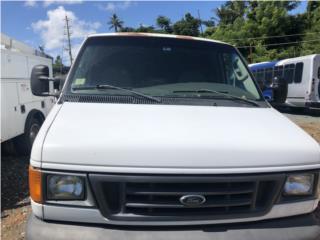 2004 E350 VAN , Ford Puerto Rico