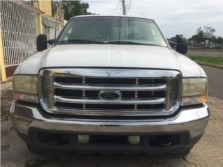 FORD F350 SUPER DUTY TURBO DIESEL 2003, Ford Puerto Rico