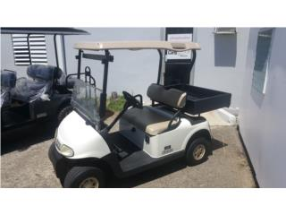 EZGO cargo box, Carritos de Golf Puerto Rico