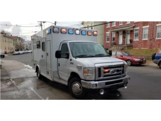 AMBULANCE 2019 FORD OSAGE E 450 NEW REMOUNT , Ford Puerto Rico