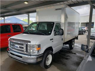 Ford E 350 2016, Ford Puerto Rico