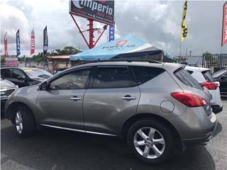 MURANO SL, 09' 90K, AUT, COMO NUEVA! GANGA!!, Nissan Puerto Rico