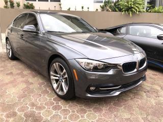 2017 BMW 330e PERFORMANCE TURBO , BMW Puerto Rico