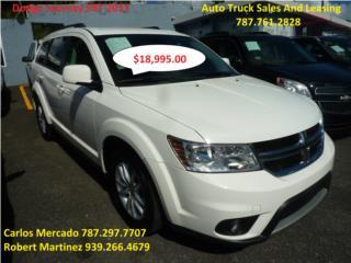 Dodge - Journey Puerto Rico