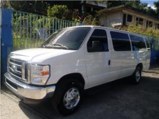 FORD E 350 2013 17 PASAJEROS NUEVA, Ford Puerto Rico
