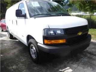 Chevrolet - Express Puerto Rico